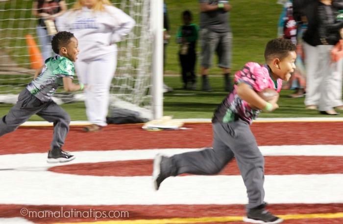 La Alegría del Juego en el Play Football Family Festival en Houston