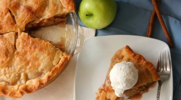 Apple Ginger Pie: A Blissful Balance of Tart and Sweet