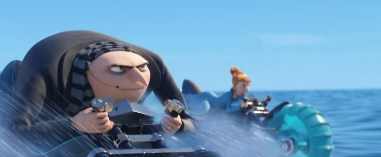 Despicable Me 3 Lucy & Gru