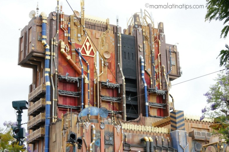 Guardians of the Galaxy-Mission: BREAKOUT!