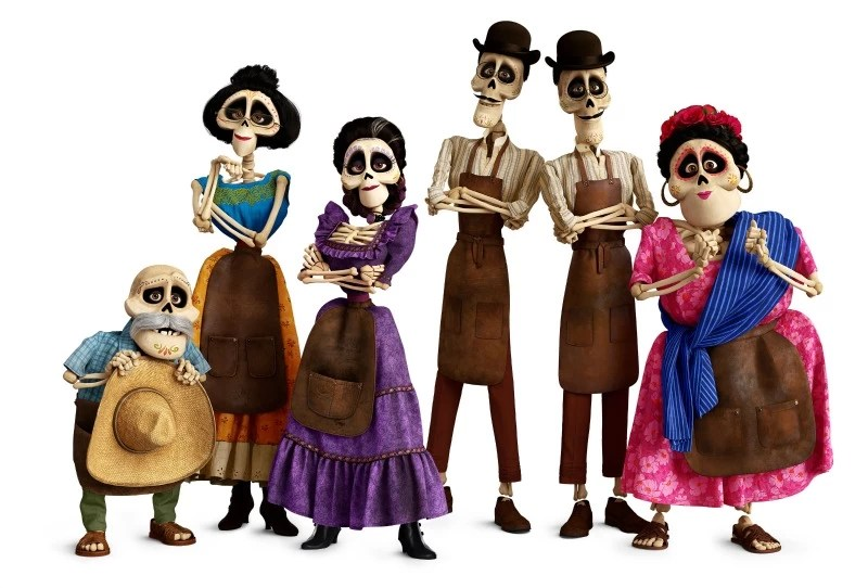 Fun Facts About the Skeletons of Coco