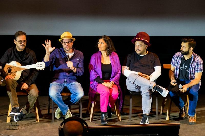 The music team of Coco - mamalatinatips.com