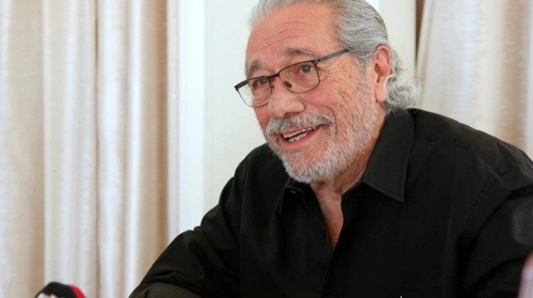 Edward James Olmos from Coco #PixarCocoEvent