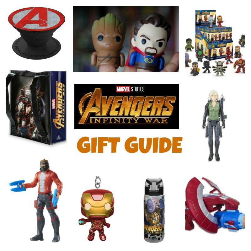 Avengers Infinity War Gift Guide