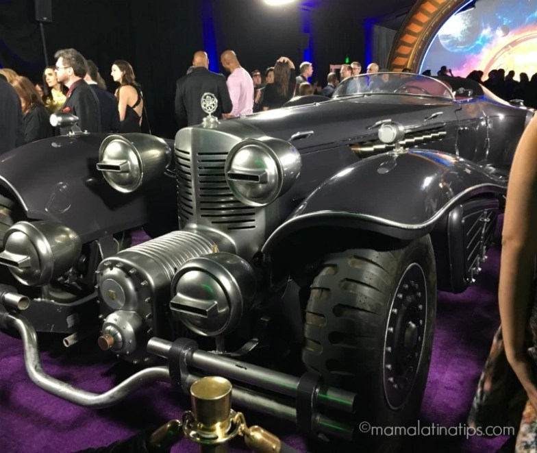 Schmidt's Coupe - Captain America The First Avenger at the Avengers: Infinity War World Premiere