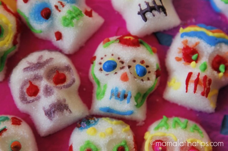 edible sugar skulls