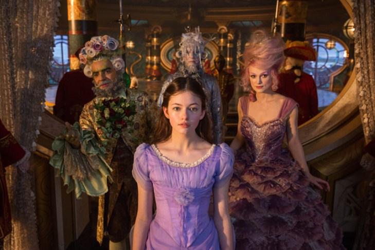 Contenido Especial del Blu-ray El Cascanueces y los Cuatro Reinos
