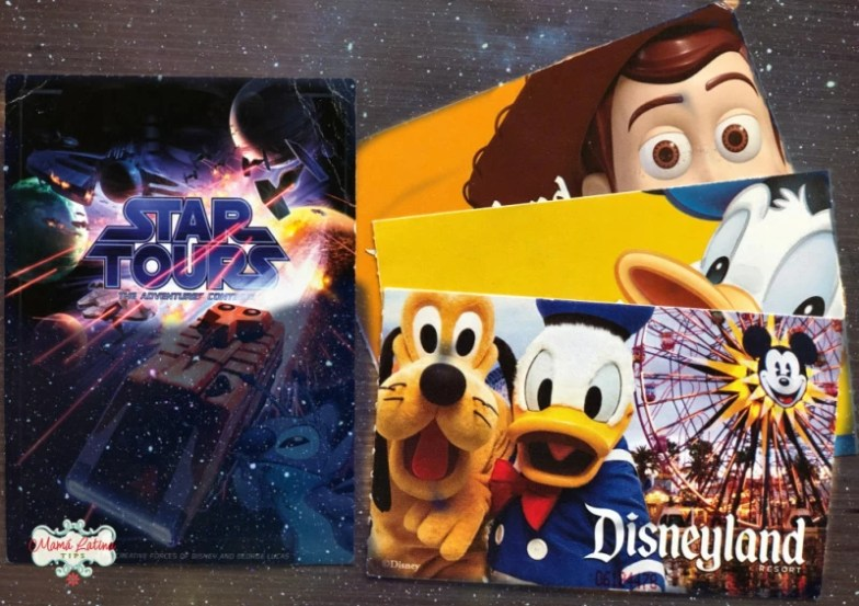 Boletos de Disneylandia