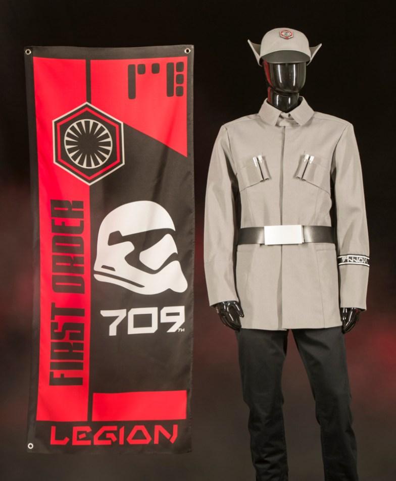 Uniformes de la Primera Orden de Star Wars