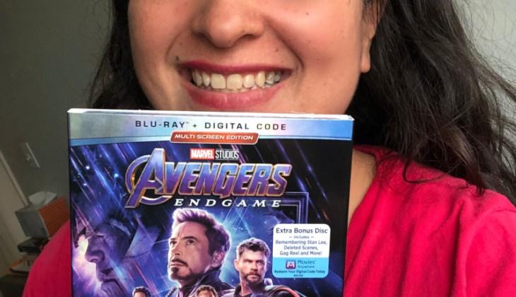 Contenido Extra del Blu-ray de Avengers: Endgame
