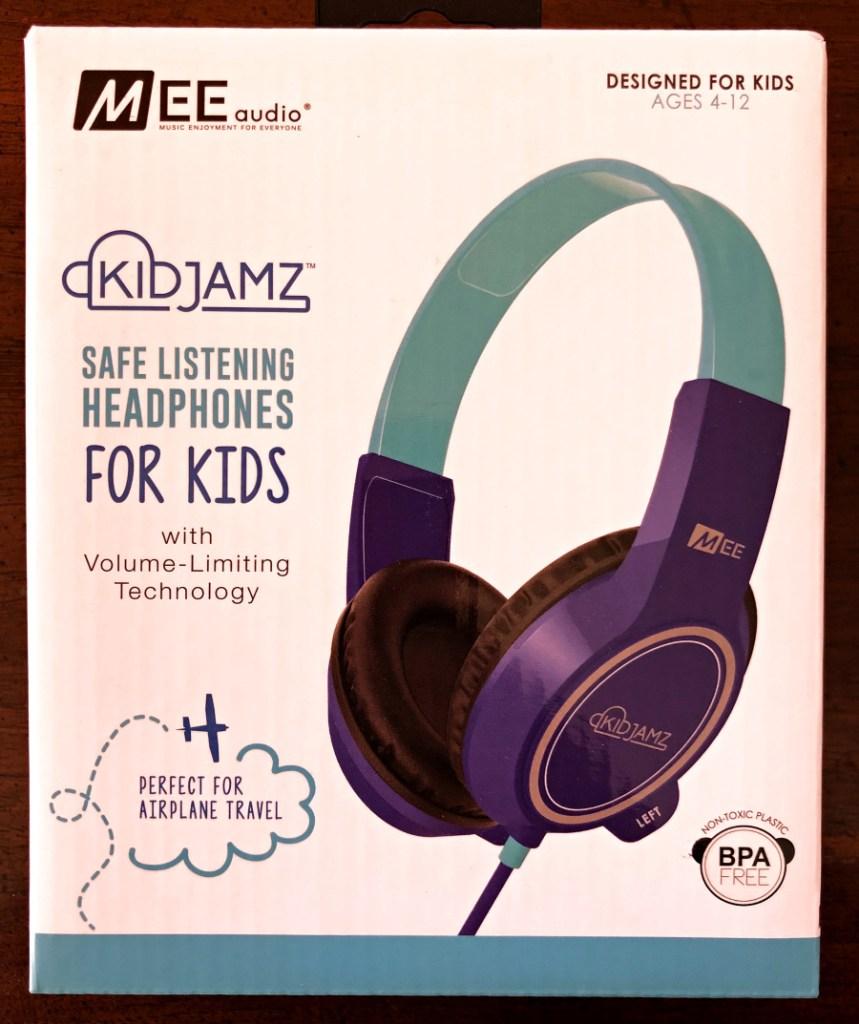 Audífonos  para niños marca KidJamz