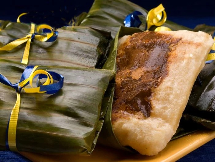 Oaxacan-Style Tamales