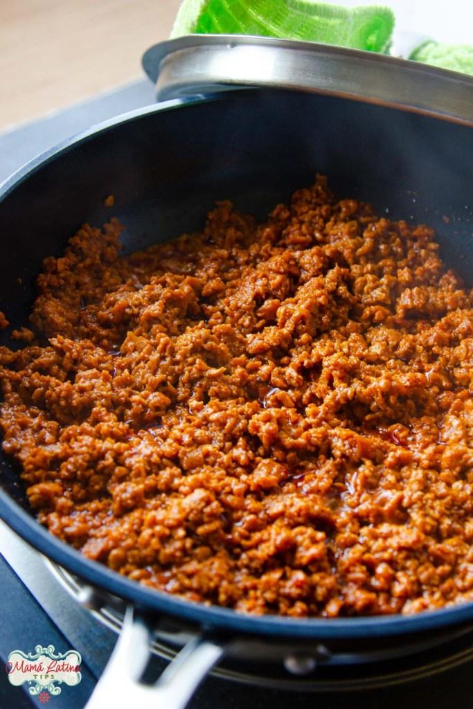 vegetarian chorizo