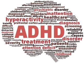ADHD Attention Deficit Hyperactivity Disorder