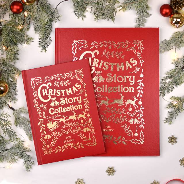 Personalised Christmas Story Collection 2