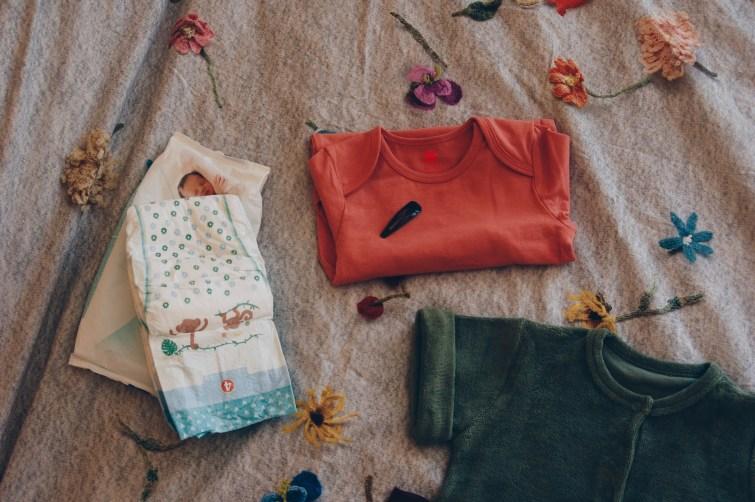 Mamalotje - Drie keer hippe luiertassen