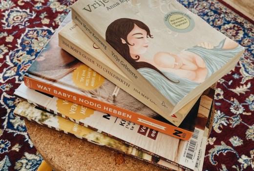 Natuurlijke boeken tijdens je zwangerschap - mamalotje.nl