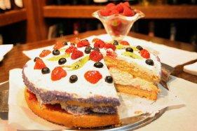 Sacarello Cake