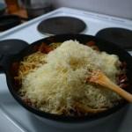 Carbonara cheese mix