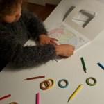 washi kleurboek