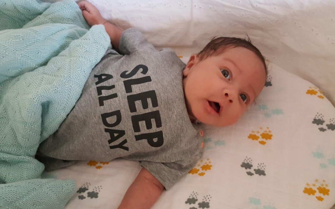 Moeder en baby T-shirts van de Hema; oer-Hollands twinnen