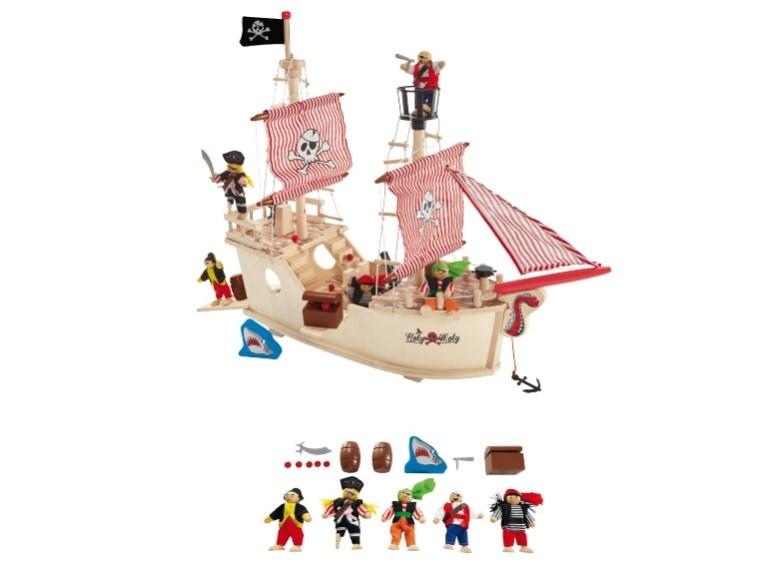 piratenschip lidl