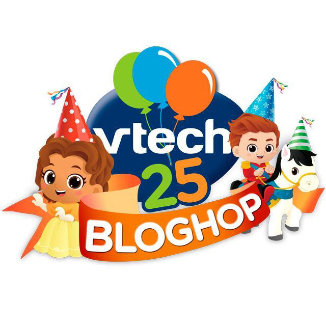 Zooz Dierentrein: Allemaal instappen, daar gaan we! | #VTech25jaarbloghop