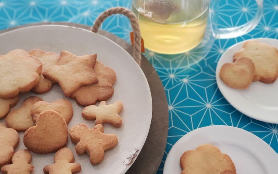 Het moederschap is als zelfgebakken koekjes + recept