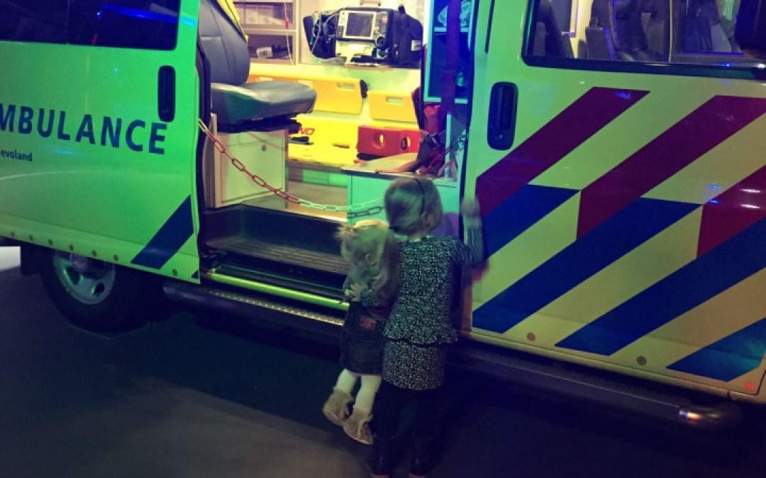 PAW Patrol op bezoek bij PIT {Interactief museum in Almere}