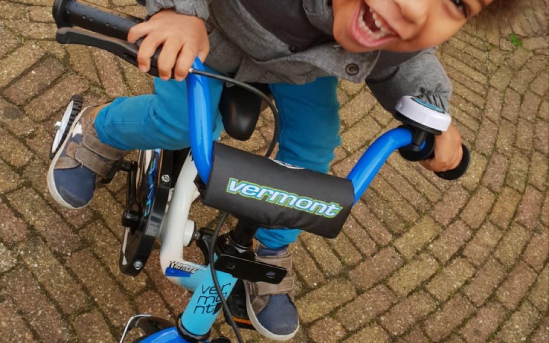 Eerste kinderfiets van Bikester | 8 Days of Christmas