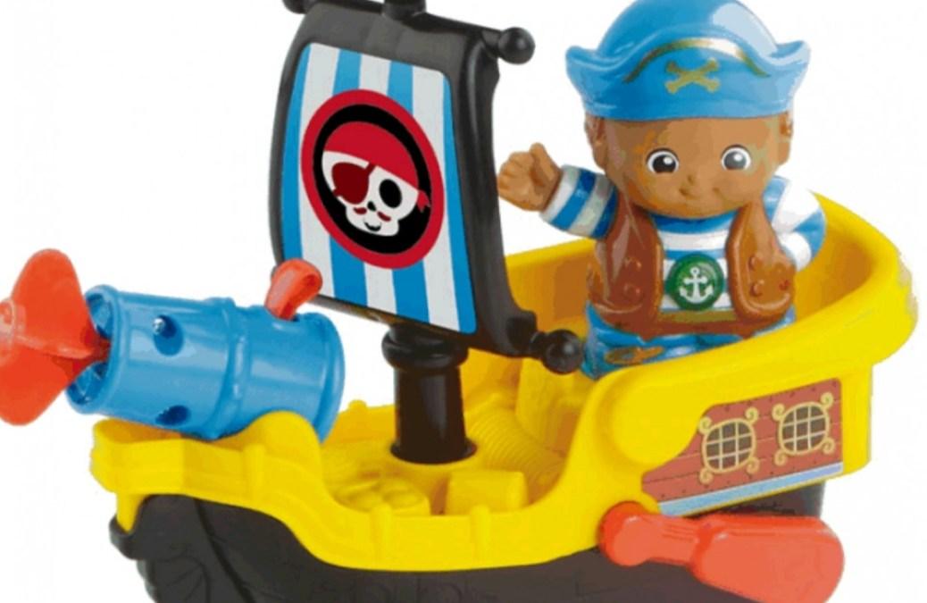 Vrolijke Vriendjes Pim Piraat & Boot | 8 Days of Christmas