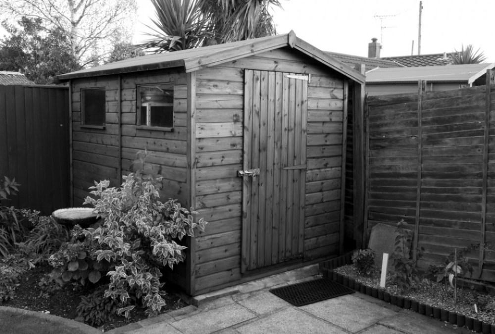 Je eigen tuinhuisje; extra ruimte om je huis te vergroten