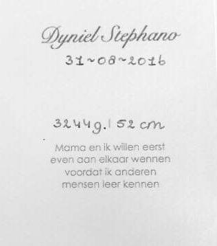 uniek-geboortekaartje