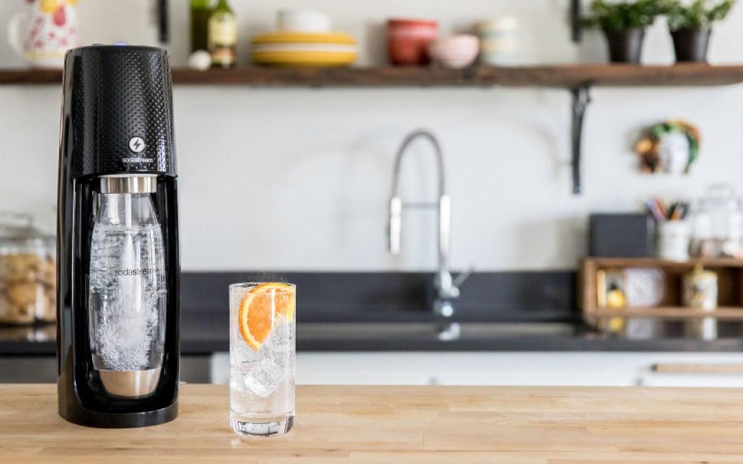 Zelf frisdrank maken en nog 2 voordelen van SodaStream