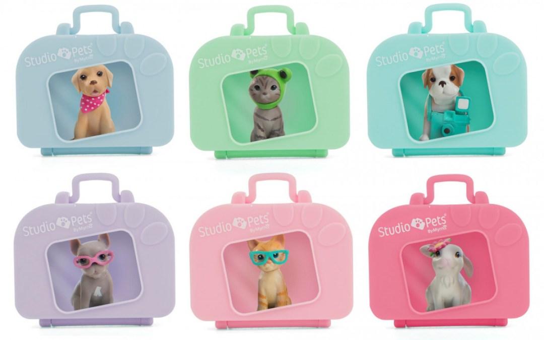 Studio Pets; kleine dierenvriendjes met een eigen app
