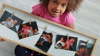 Cadeau voor vaderdag met foto