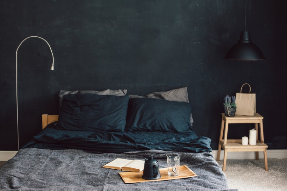 Een droom van een slaapkamer