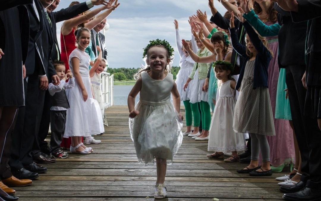 De leukste kinderkleding tips voor een bruiloft