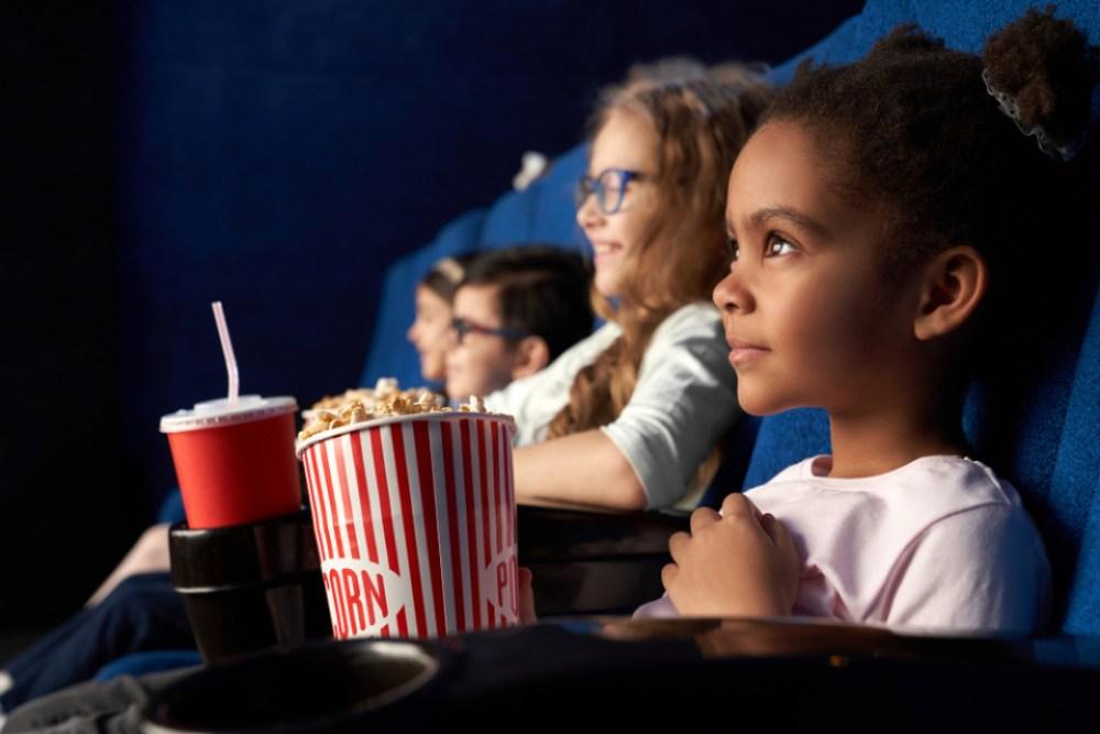 De leukste bioscoopfilms voor kinderen