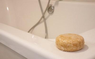 Ervaring met Shampoo Bar: haar wassen met zeepblok