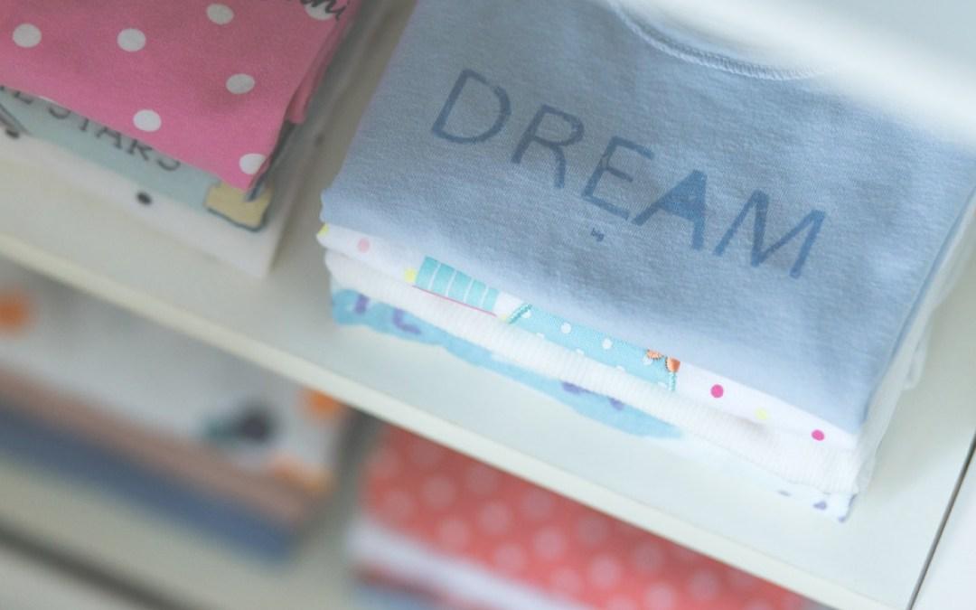 Babyuitzet: hoeveel kleding heb je nodig?