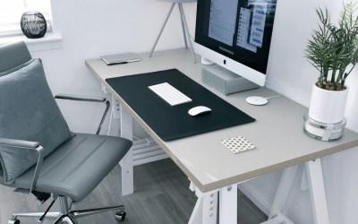 Een kantoor in huis: zo realiseer je het!