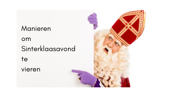 De leukste manieren om Sinterklaasavond te vieren
