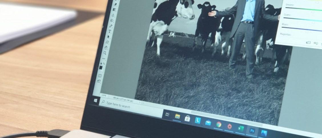 Photoshop cursus volgen bij Grafische Cursussen