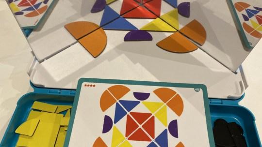 Review - Leerzaam spelen met 'Ik leer symmetrie'