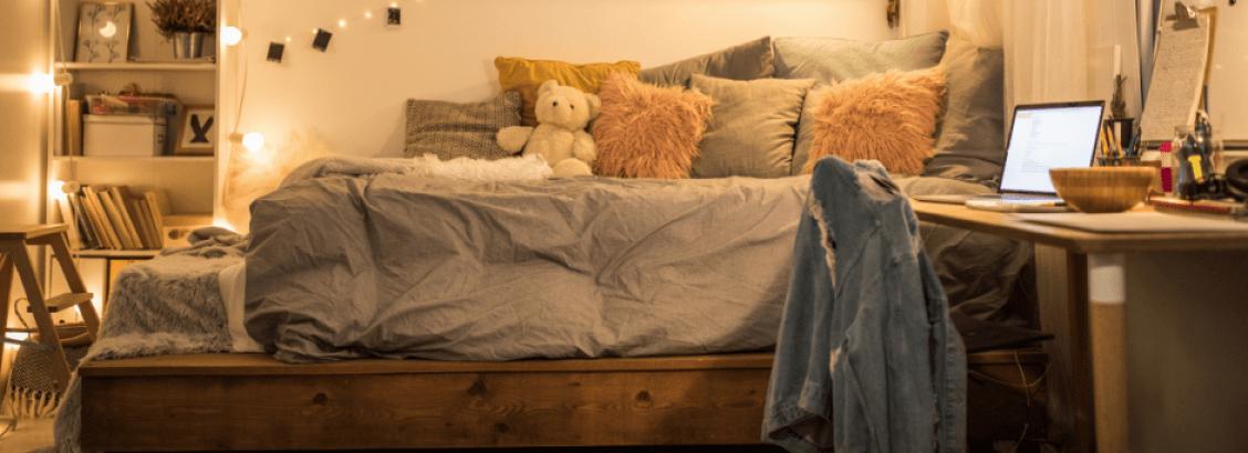 De slaapkamers van mijn tieners worden omgebouwd naar echte tienerslaapkamers, met vooral veel meer ruimte en natuurlijk een nieuwe look!