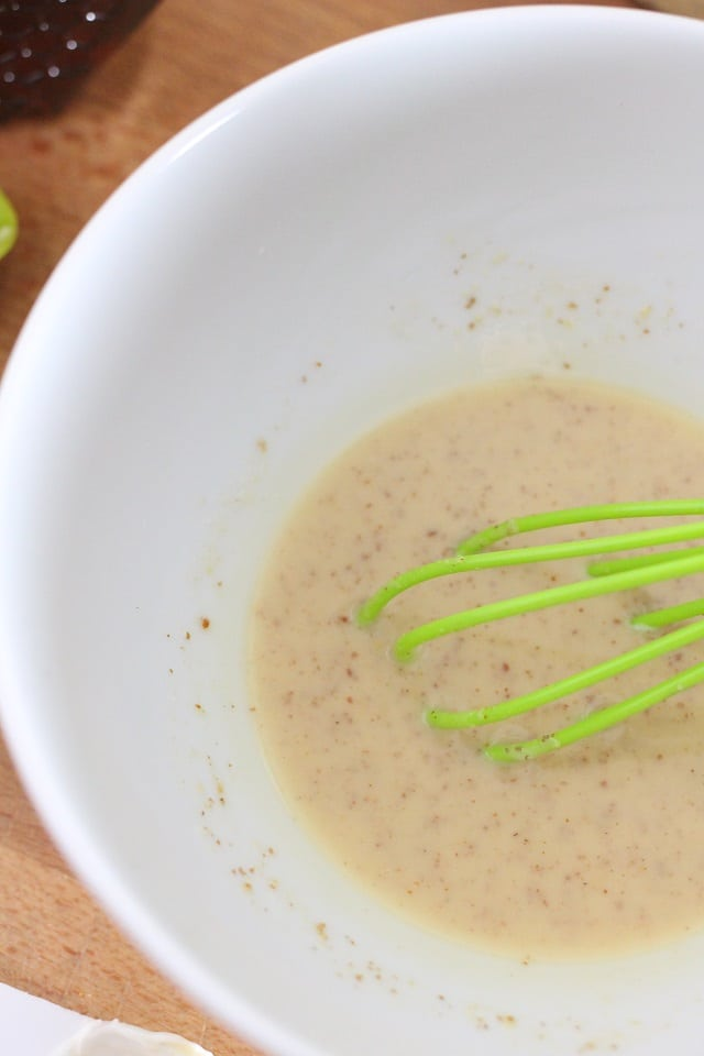 Honey Mustard Vinaigrette Broccoli Slaw Recipe