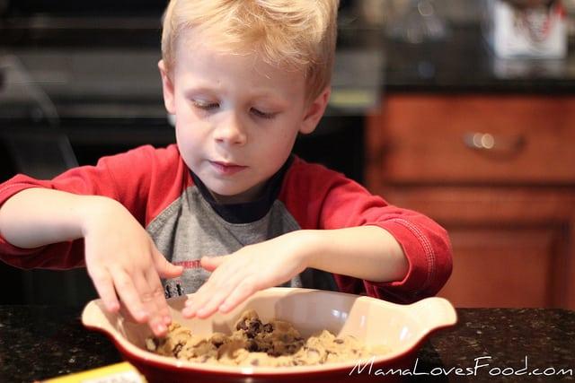 Deep Dish Chocolate Chip Cookie Pie Recipe