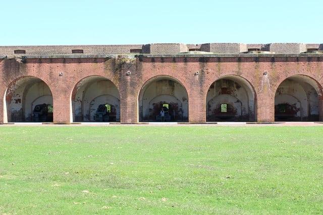Fort Pulaski National Monument, Savannah GA