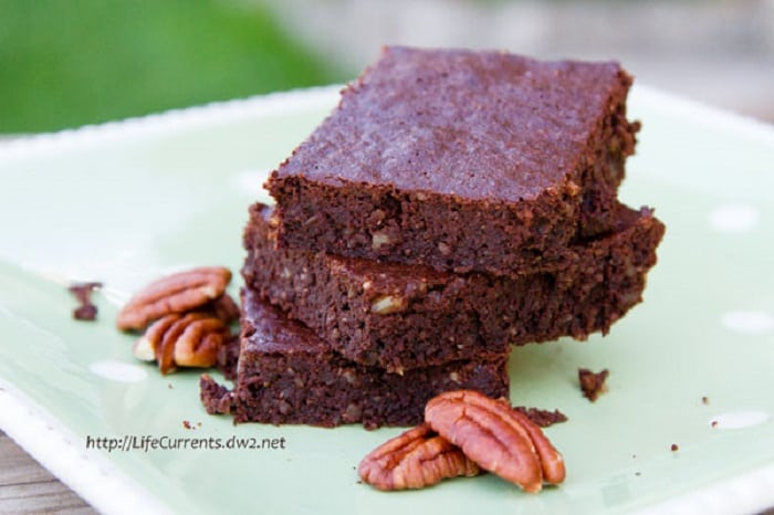 Dense Rich Gluten-Free Brownies
